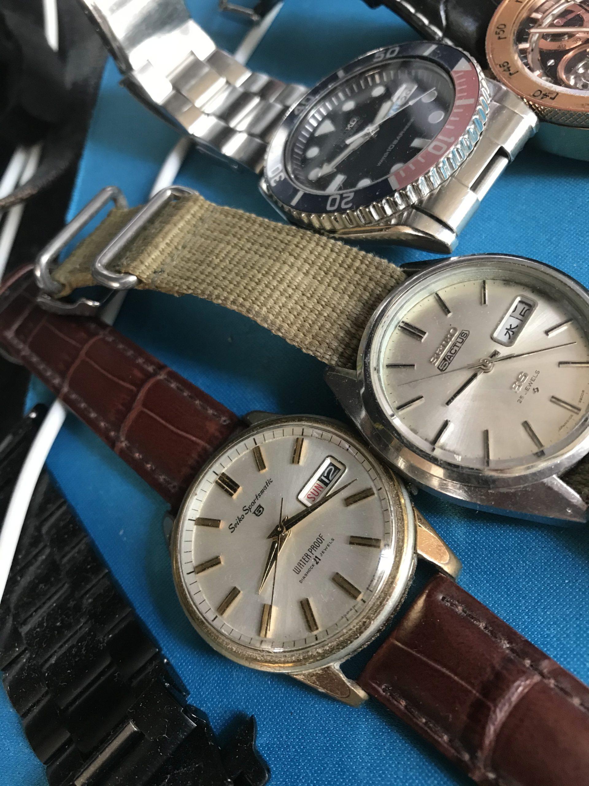 腕時計関連情報